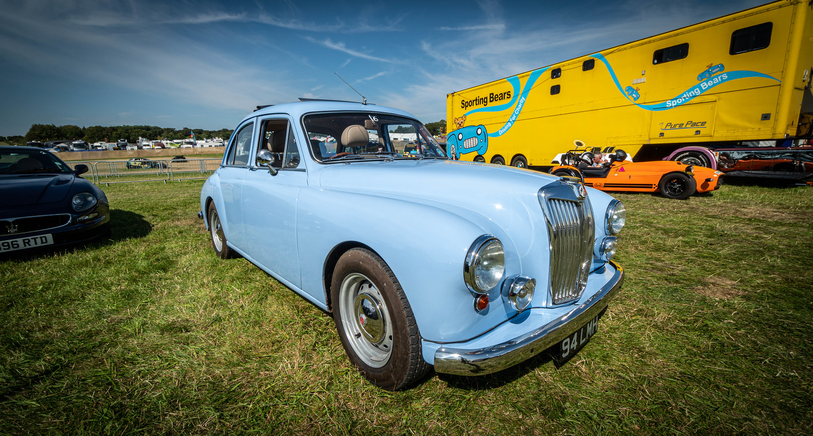 CarFest South at Laverstoke Park