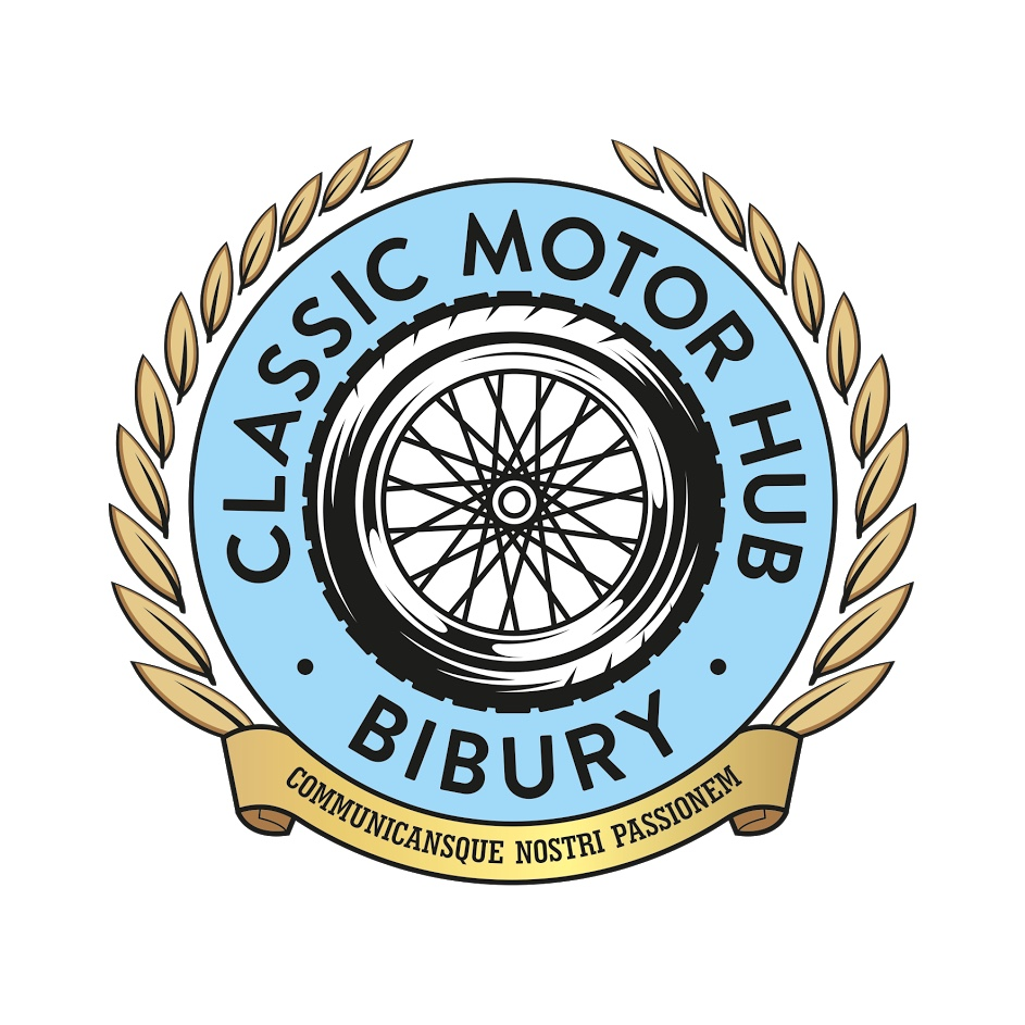 The Classic Motor Hub at former RAF Bibury become members of the AoHE