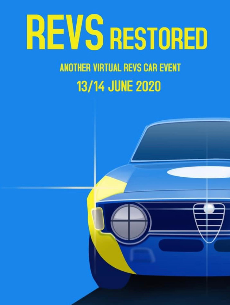 AoHE takes part in the second Revs Restoration Virtual event