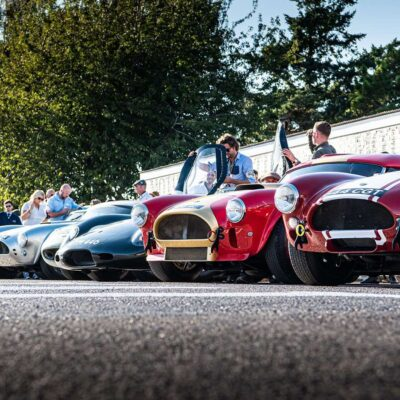 Timetable – Goodwood Speed week